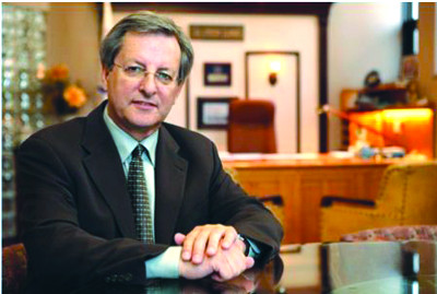Le maire Jean Tremblay