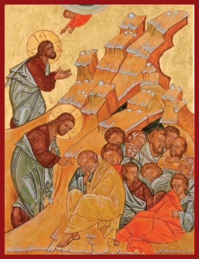 L'agonie de Jésus à Gethsémani