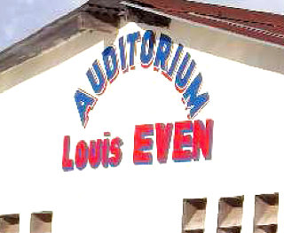 Auditorium Louis Even