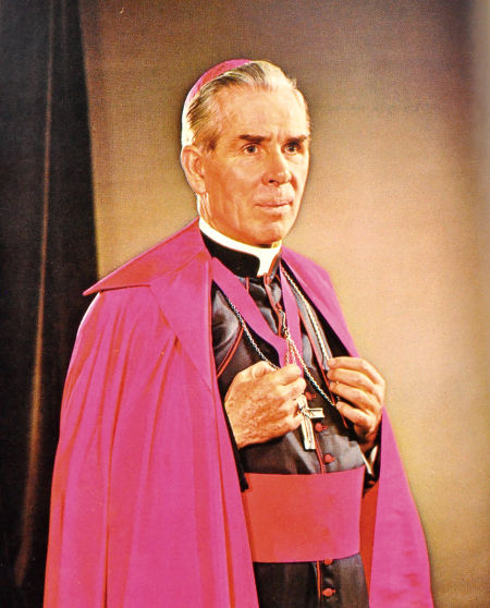 Mgr Fulton Sheen