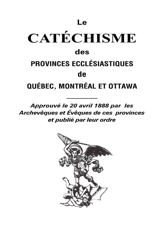 Le petit catéchisme de 1888