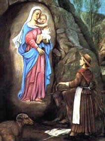 Apparition de Notre-Dame du Laus