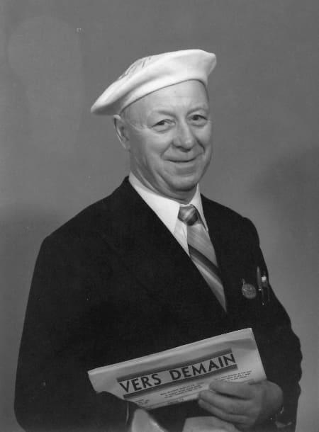 Gérard Fugère, décédé le 13 octobre 2020