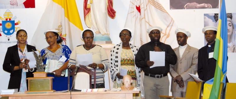 Nos sessions sur la démocratie économique 2017: Impressions de nos amis rwandais