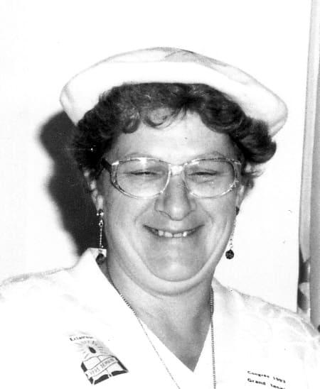 Mme Lise Blais (née Jutras)