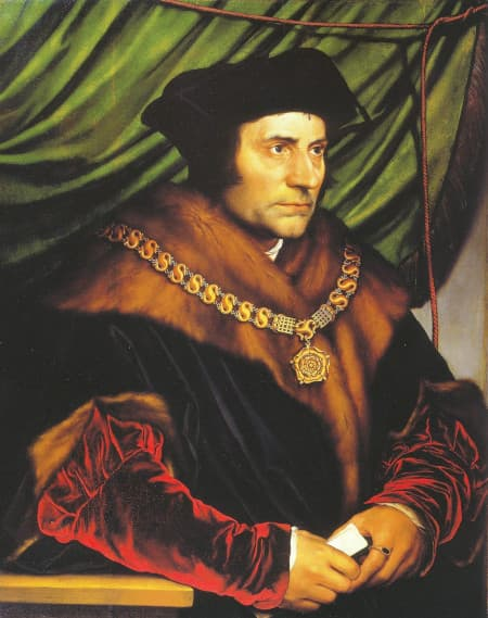 Prière de saint Thomas More