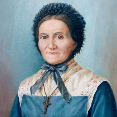 Sainte Marguerite Bays, couturière des âmes