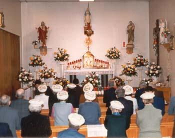 Triduum de prières (Canada)