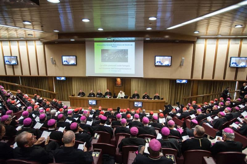 Le Synode sur la famille au Vatican